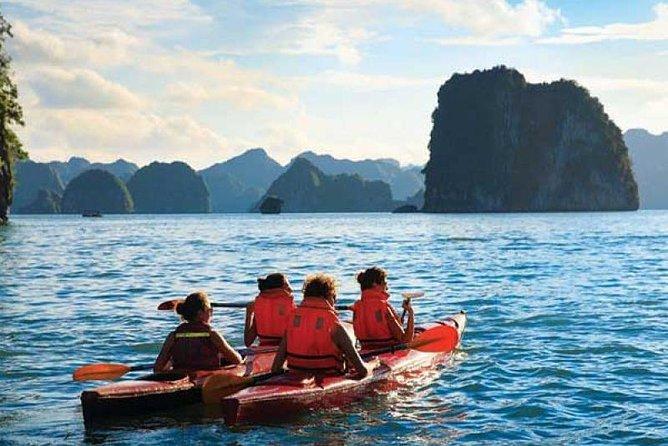 3-day Halong Bay Cruise and Cat Ba Island Tour