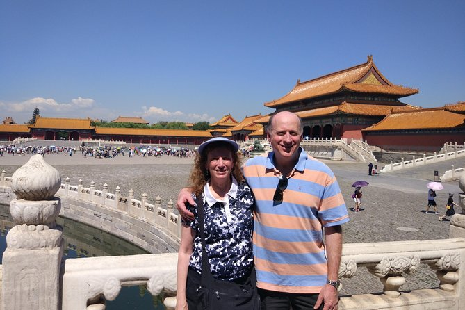 Private All-Inclusive Day Tour: Tiananmen Square, Forbidden City, Mutianyu Great Wall photo 8