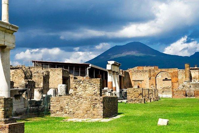 POMPEII & VESUVIUS skip-the-line tour from Sorrento