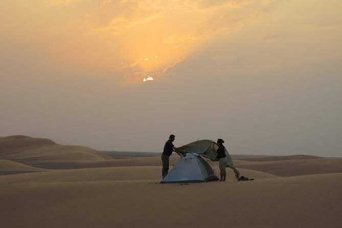 Camping Tour 13 Days Package (Oman North & South)