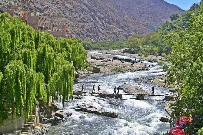 Ourika Valley and Atlas Mountain Excursion Day Trip From Marrakech