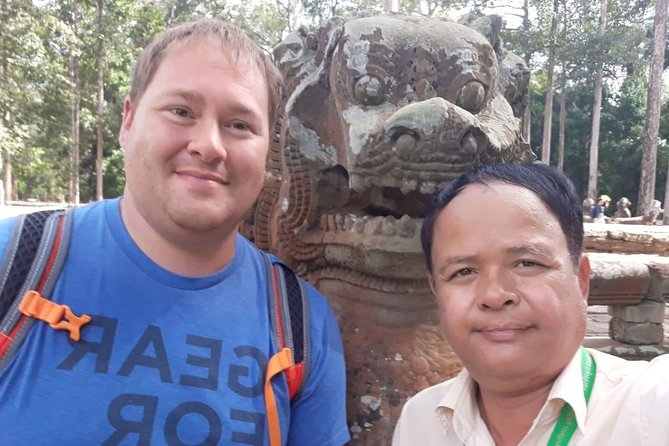 Private Tour: Siem Reap Full Day Tour With Angkor Wat Banteay Srei Bayon Temple and Ta Prohm photo 27