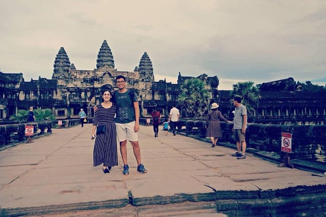 Private Tour: Siem Reap Full Day Tour With Angkor Wat Banteay Srei Bayon Temple and Ta Prohm photo 30
