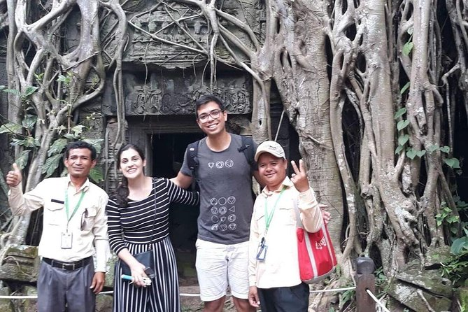 Private Tour: Siem Reap Full Day Tour With Angkor Wat Banteay Srei Bayon Temple and Ta Prohm photo 41