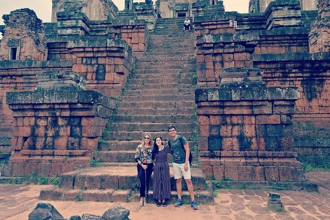 Private Tour: Siem Reap Full Day Tour With Angkor Wat Banteay Srei Bayon Temple and Ta Prohm photo 37