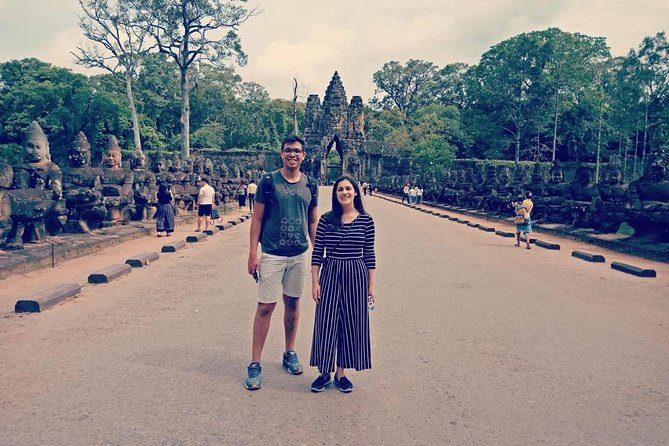 Private Tour: Siem Reap Full Day Tour With Angkor Wat Banteay Srei Bayon Temple and Ta Prohm photo 19