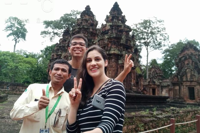 Private Tour: Siem Reap Full Day Tour With Angkor Wat Banteay Srei Bayon Temple and Ta Prohm photo 45
