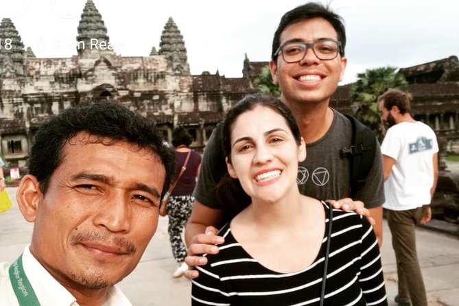 Private Tour: Siem Reap Full Day Tour With Angkor Wat Banteay Srei Bayon Temple and Ta Prohm photo 22