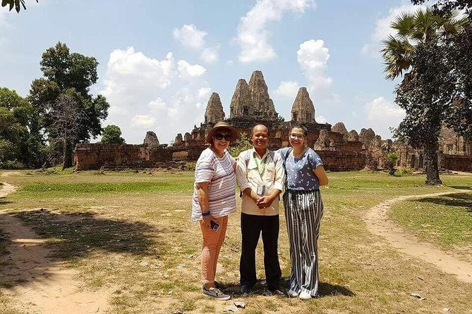 Private Tour: Siem Reap Full Day Tour With Angkor Wat Banteay Srei Bayon Temple and Ta Prohm photo 4