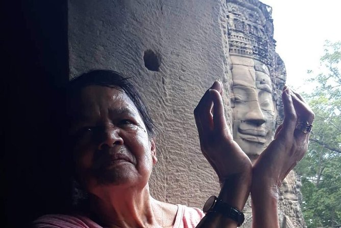 Private Tour: Siem Reap Full Day Tour With Angkor Wat Banteay Srei Bayon Temple and Ta Prohm photo 47