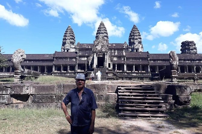 Private Tour: Siem Reap Full Day Tour With Angkor Wat Banteay Srei Bayon Temple and Ta Prohm photo 15