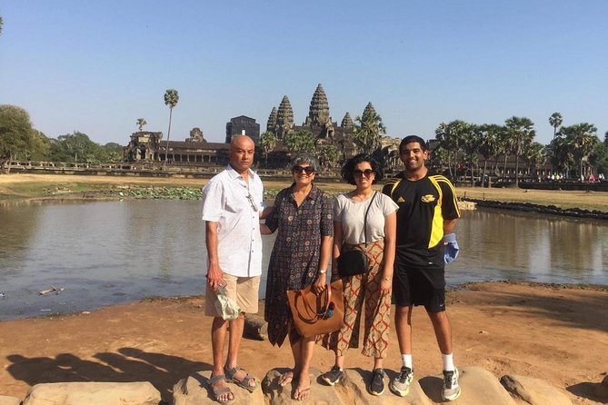 Private Tour: Siem Reap Full Day Tour With Angkor Wat Banteay Srei Bayon Temple and Ta Prohm photo 32