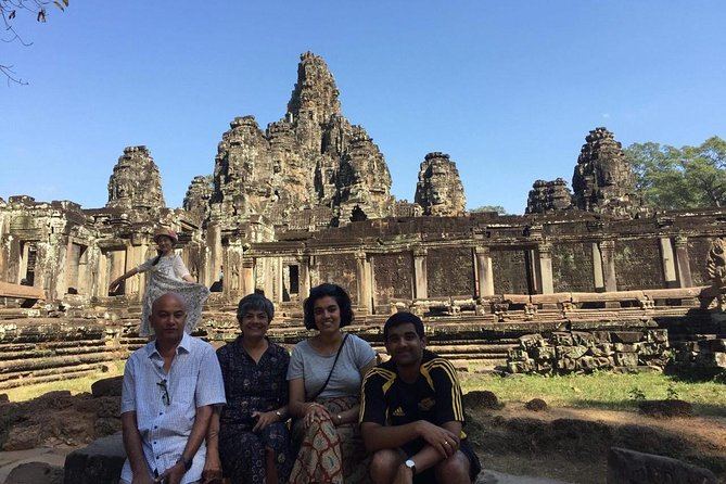Private Tour: Siem Reap Full Day Tour With Angkor Wat Banteay Srei Bayon Temple and Ta Prohm photo 36