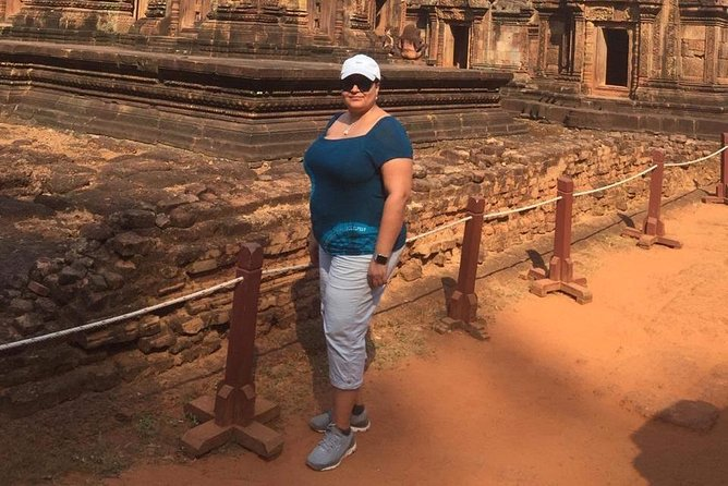 Private Tour: Siem Reap Full Day Tour With Angkor Wat Banteay Srei Bayon Temple and Ta Prohm photo 33