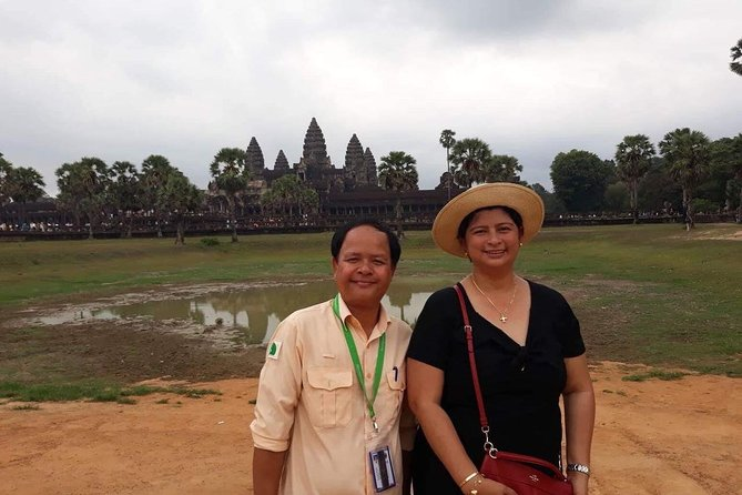 Private Tour: Siem Reap Full Day Tour With Angkor Wat Banteay Srei Bayon Temple and Ta Prohm photo 3