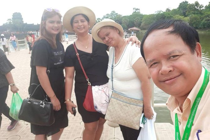 Private Tour: Siem Reap Full Day Tour With Angkor Wat Banteay Srei Bayon Temple and Ta Prohm photo 39