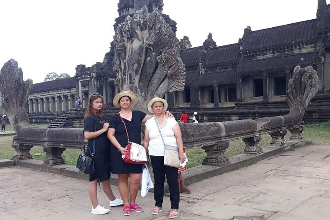 Private Tour: Siem Reap Full Day Tour With Angkor Wat Banteay Srei Bayon Temple and Ta Prohm photo 31