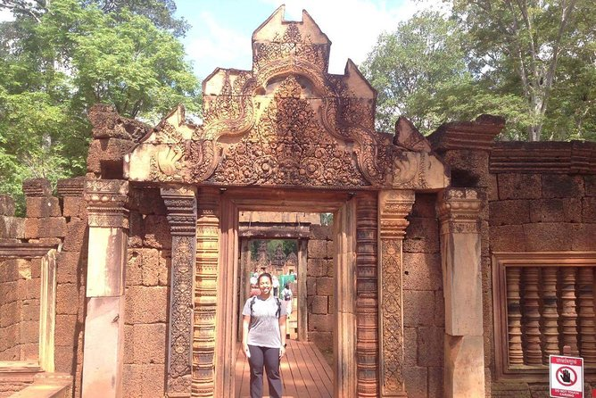 Private Tour: Siem Reap Full Day Tour With Angkor Wat Banteay Srei Bayon Temple and Ta Prohm photo 38
