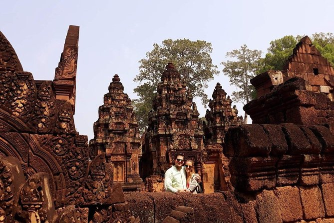 Private Tour: Siem Reap Full Day Tour With Angkor Wat Banteay Srei Bayon Temple and Ta Prohm photo 35