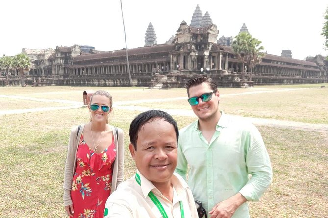 Private Tour: Siem Reap Full Day Tour With Angkor Wat Banteay Srei Bayon Temple and Ta Prohm photo 26