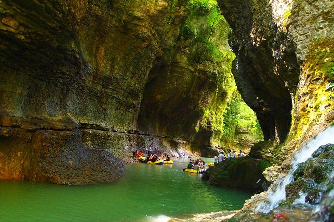 Private Tour from Batumi to Kutaisi -Martvili canyons-Prometheus caves-Kutaisi
