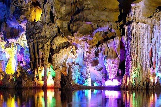 Private Tour from Tbilisi to Kutaisi -Martvili canyons-Prometheus caves-Kutaisi