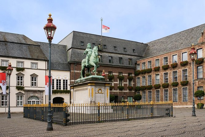 Excursão a Düsseldorf