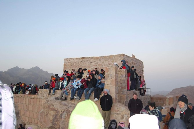 Excursion to Mosesberg and Kathrinen Monastery from Sharm el Sheikh