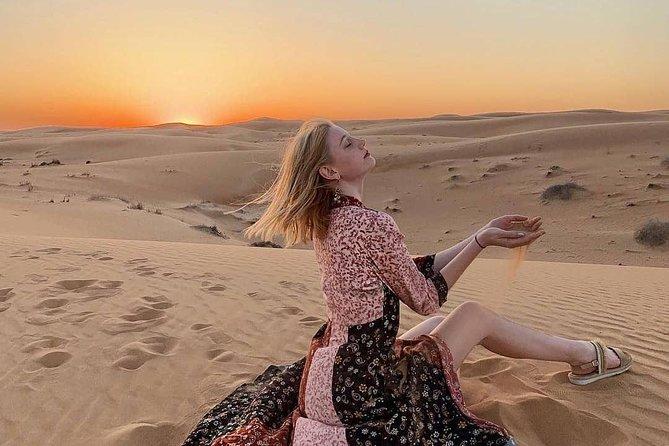 Overnight Desert Safari Dubai With BBQ Dinner With Morning Breakfast