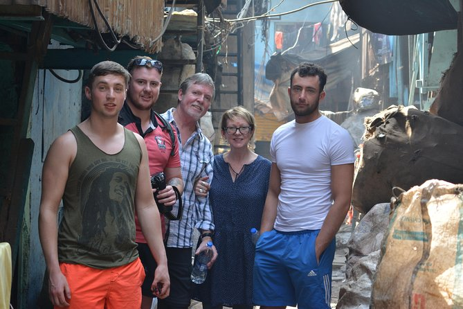 Tour Privado do Milionário de Slumdog (Dharavi - dentro da favela)