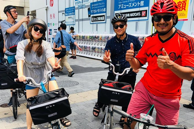 Brompton Tokyo Tour