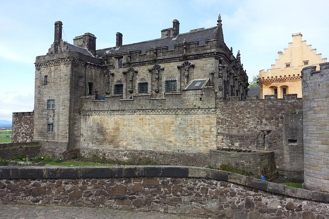 Stirling Castle, Trossachs, Loch Lomond and Whisky Tour