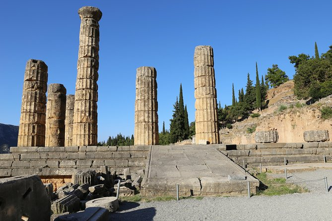 Delphi Private Full Day Tour from Athens