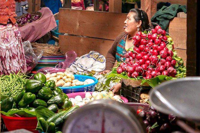 Guatemalan Cooking Class and Market Tour