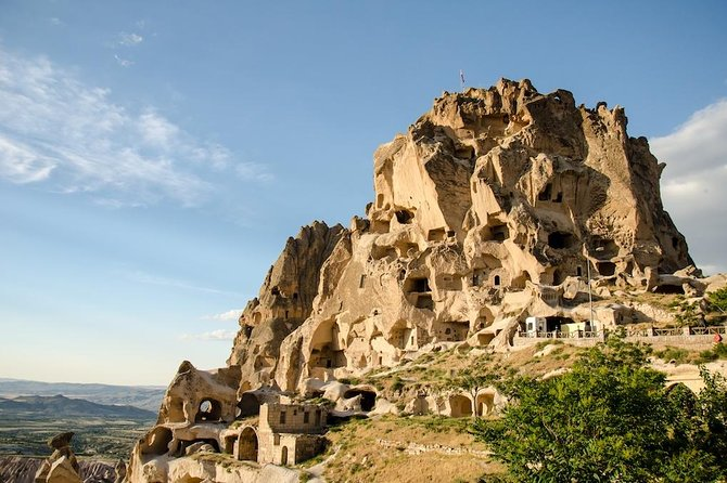 Full Day Cappadocia Regional Tour with Lunch