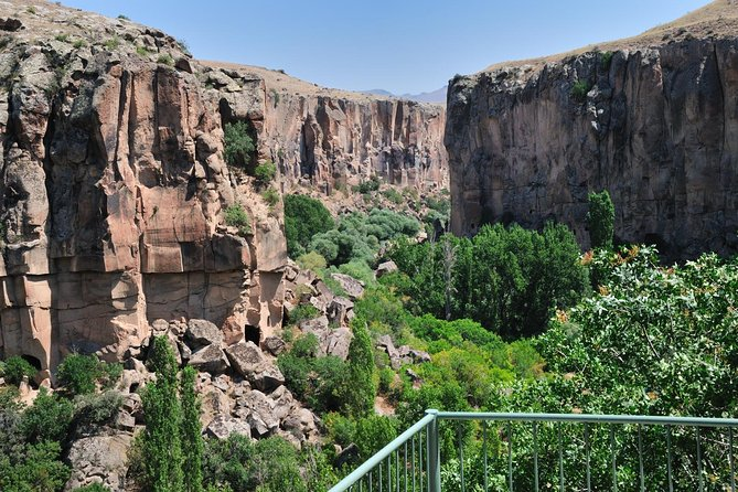 Full Day Cappadocia Green Tour