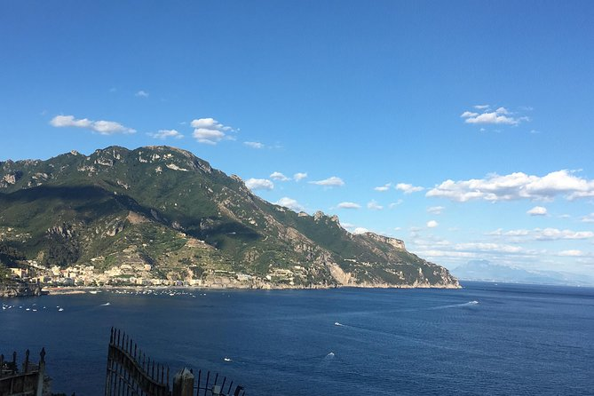 Amalfi Coast Tour with Transfer