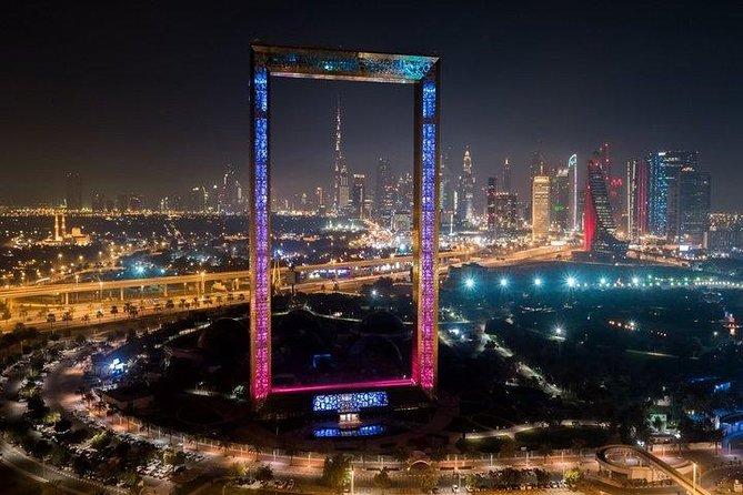 Dubai Frame Tour and City Tour