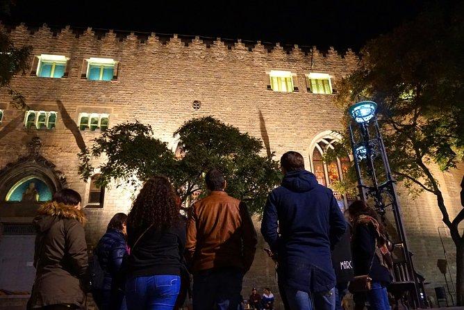 Barcelona Ghost Night Walking Tour