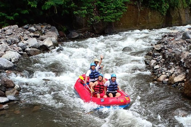 Telaga Waja White Water Rafting: Challenging Adventure Rafting in Bali