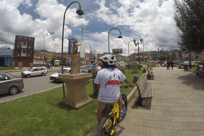 Cusco by Bike