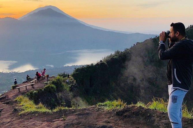Mount Batur Sunrise Hiking & Breakfast