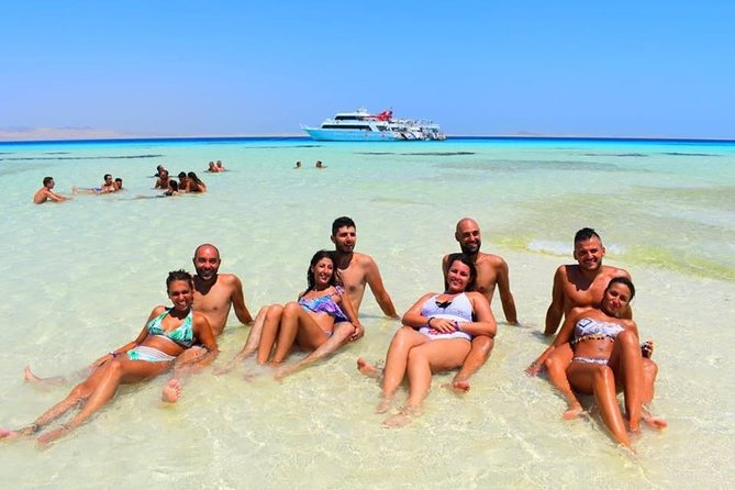Excursion to the White Island & Ras Mohammed National Park from Sharm El Sheikh