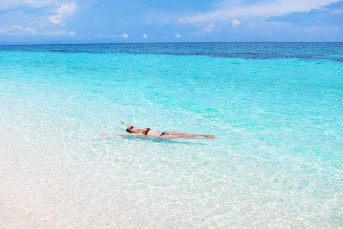 Kalanggaman Island Tour From Cebu