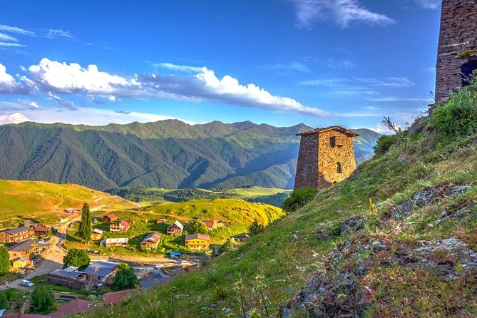Private tour from Kutaisi to Svaneti