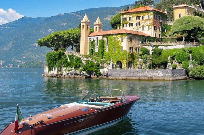 007 - Lake Como Exclusive Villas Experience (Private Riva Tour)
