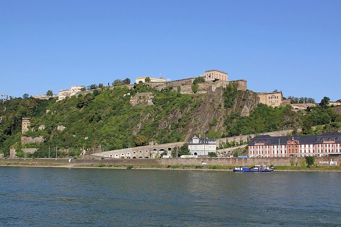 Koblenz Guided tour of the Ehrenbreitstein Fortress