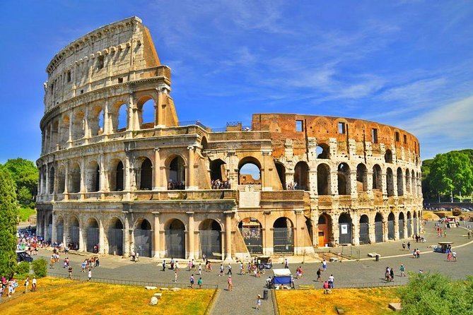 Vip: Best of Rome in 1 Day Guided Sightseeing Tour English Commentaries