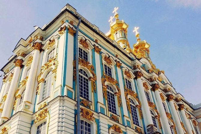Basic 3-Day Shore Excursion in St Petersburg Visa-Free