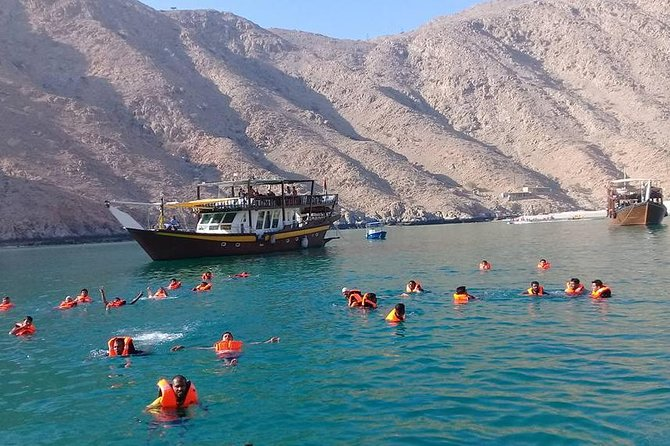 Full-Day Musandam Dibba Day Trip from Dubai with Lunch photo 1
